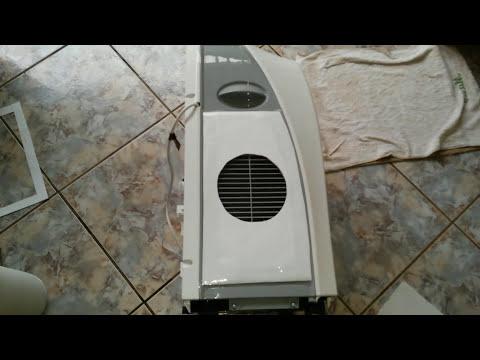Gambiarra no ar condicionado Portatil/ Ventisol para melhorar desempenho