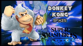 Donkey Kong Spikes #01 - Super Smash Bros. Ultimate Montage