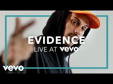 Evidence - Throw It All Away and Jim Dean (Live at Vevo)