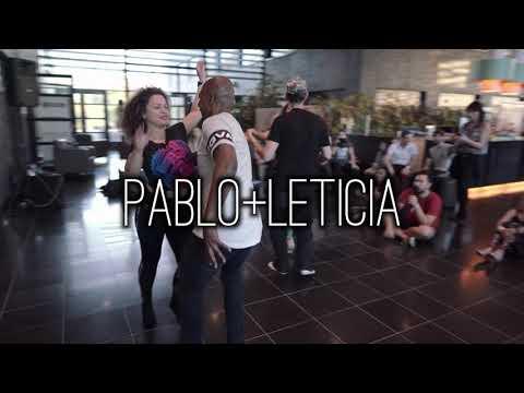 Gilson + Natasha + Pablo + Leticia - Dutch Zouk 2018