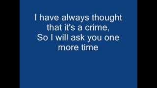THE BEATLES - We can work it out - lyrics
