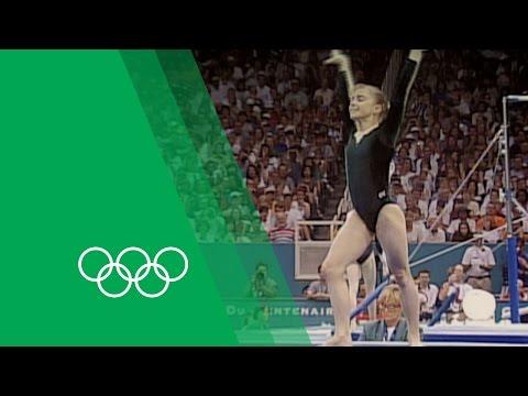 Beth Tweddle on her hero Lilia Podkopayeva | Greats on Greats