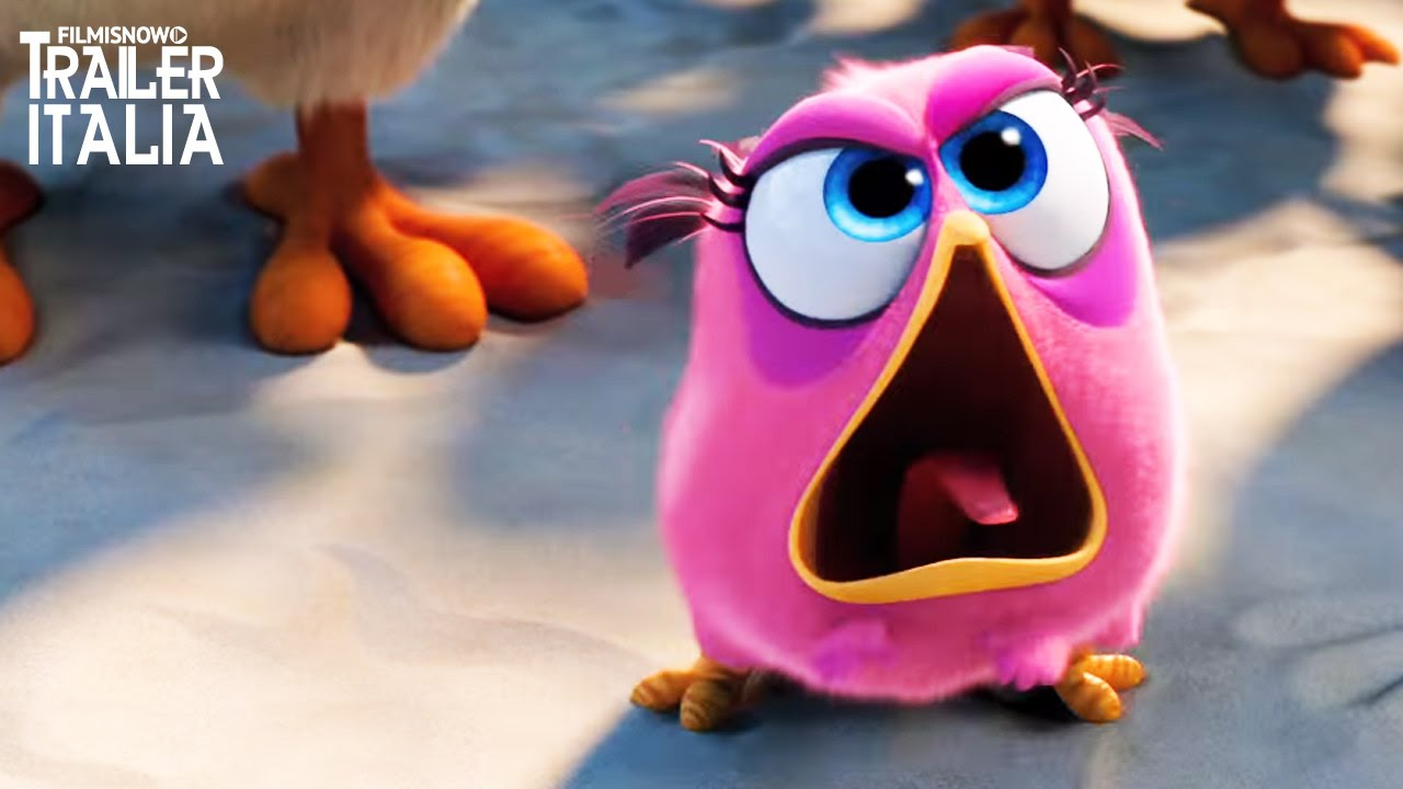 ANGRY BIRDS - IL FILM | Spot + Clip + Trailer Compilation [HD]