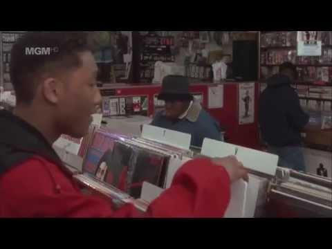 Juice - Stealing Vinyl scene