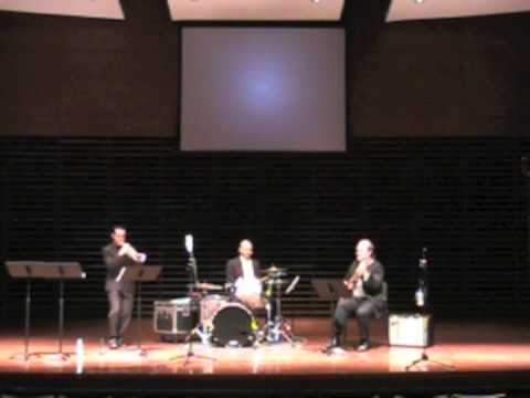 Taylor Barnett DMA Lecture Recital 3 - Sam Hill Performance
