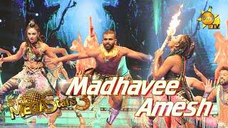 Madhavee Anthony with Amesh Mega Stars 3   Round 3   2021-05-23