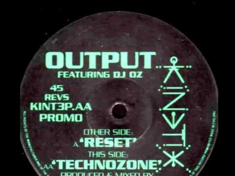 Output feat DJ OZ - Technozone