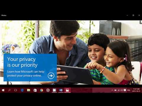 Windows 10 news october 21st 2015 back to the future google yahoo microsoft privacy insider preview