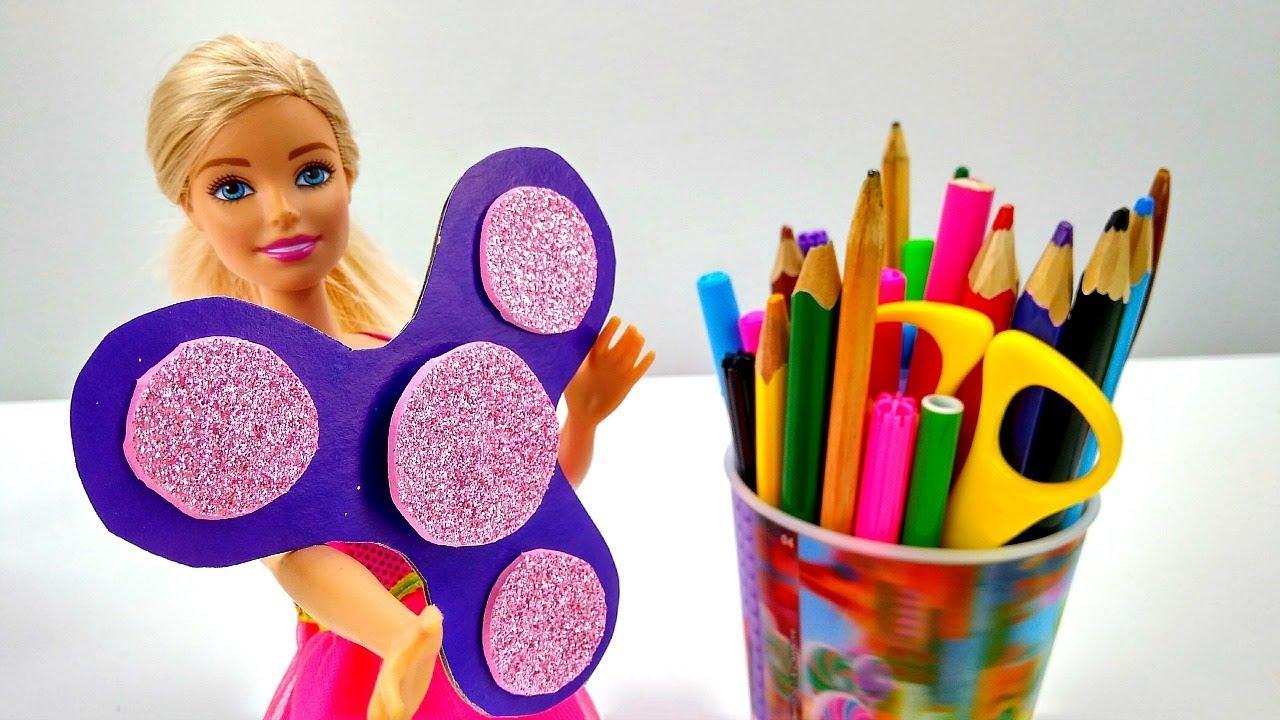 Школьные принадлежности для девочек своими руками 49