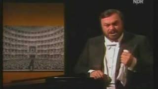 Luciano Pavarotti Video - Luciano Pavarotti - Aria from Lucia di Lammermoor 1978