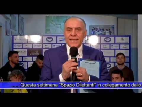 """""""Spazio Dilettanti"""" su TELEFOGGIA da Manfredonia 15-2-19"""