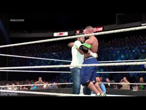 DSP Tries it. Bugged John Cena Mechanics