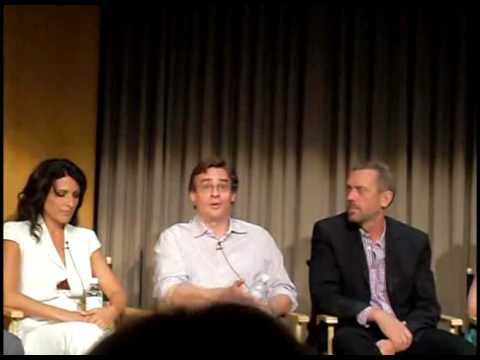 House Cast : Paley Center June 2009
