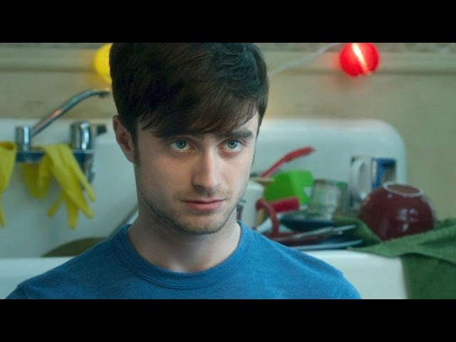 WHAT IF Movie Trailer (Daniel Radcliffe, Zoe Kazan, Adam Driver...)