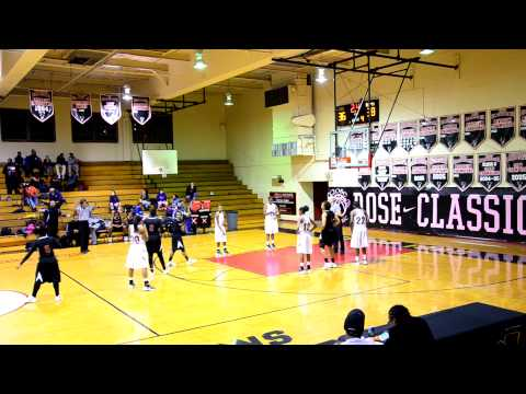 11 | Girls | Miami Norland Senior High School ( Florida ) Vs HD Woodson High School ( Washington DC)