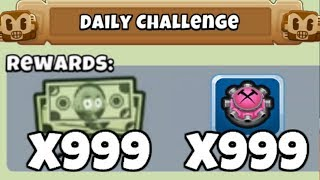 Bloons TD 6 Daily Challenge Glitch - INFINITE Free Rewards! BTD6