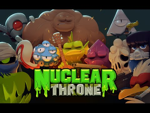 Russ Plays Nuclear Throne Ep.28