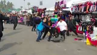 Fresno Hmong New year fight part 2 2017-2018