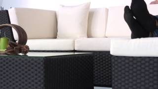 Rattan Gartenmbel Leonardo Lounge With Gartenmbel Rattan Lounge. Gartenmobel  Lounge Set Lounge ...