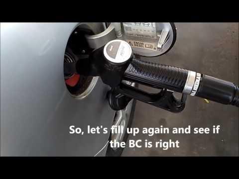 Fuel consumption (MPG) - 1.9 cdti - Opel Zafira