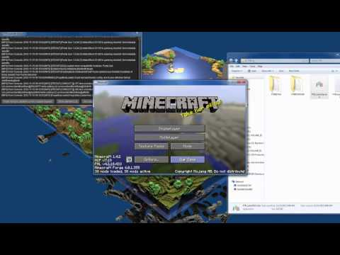 How To Install FTB Launcher + How To Create FTB Server