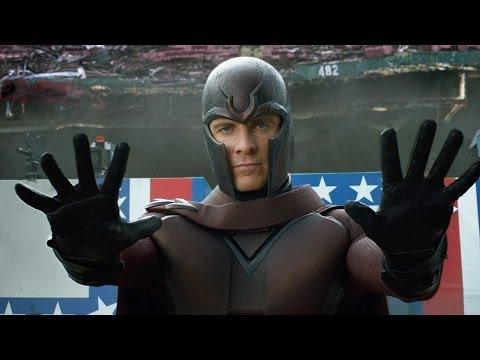 X-Men: Zukunft ist Vergangenheit - Trailer 2 - Deutsch / German (HD) - zweiter deutscher Trailer