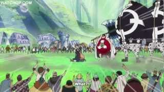 One Piece  Fake Luffy