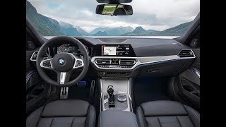 2019 BMW 3 Series - INTERIOR!