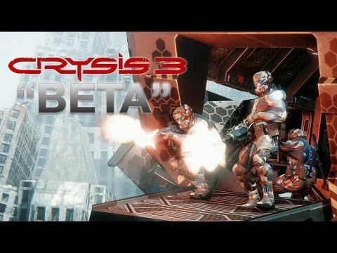 Crysis 3 Multiplayer Gameplay Trailer