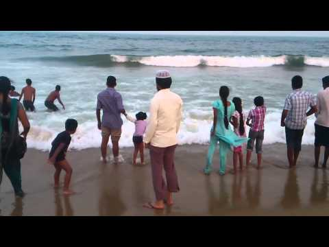 Riyaz Bhai Chennai Beach video