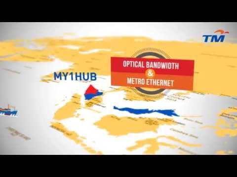 Launch of MY1Hub & Cahaya Malaysia