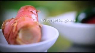 Royco Bumbu Komplit Ayam Goreng: Ayam Goreng Oseng Pepaya Muda