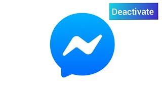 How to deactivate Facebook messnger