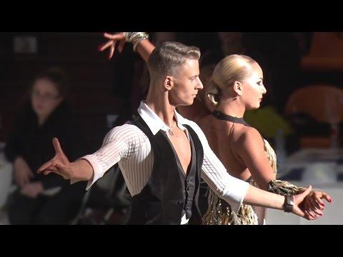 Helsinki Open 2014 | WDSF WO Latin | Deividas Simaska - Uliana Maximkina | Cha-Cha