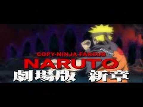9. AMV: Naruto shippuuden and movie 4, DJ ozma lie lie lie