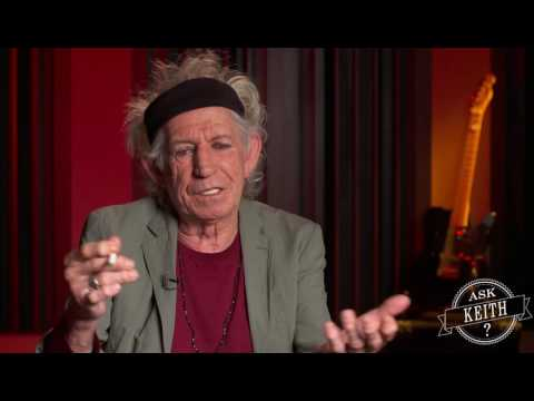 Ask Keith Richards: When playing live, do you and Ronnie ever trade guitar parts?