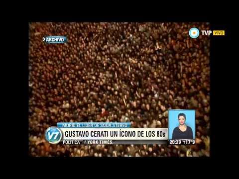 Visión 7 - El adiós a Gustavo Cerati