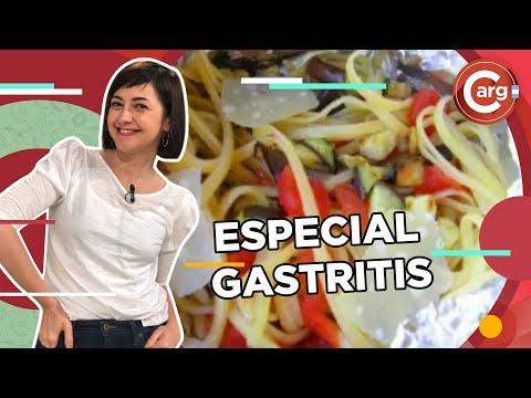 Tres deliciosas recetas para combatir la gastritis