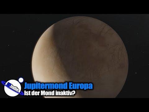 Jupitermond Europa - Inaktiv?