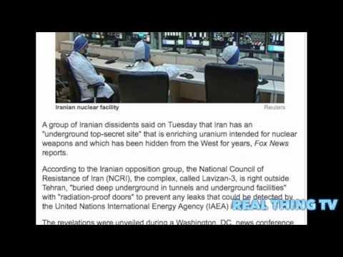 Iranian Dissidents: Iran Has a Secret Underground Nuke Site
