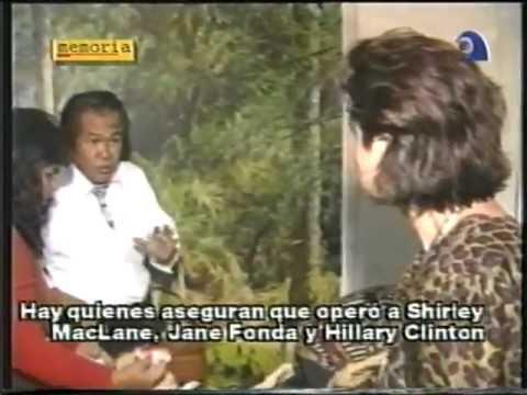 ENRIQUE MARQUEZ - Demistificando Cirugías psíquicas y el Agua de Querétaro (13-09-1999) - Memoria