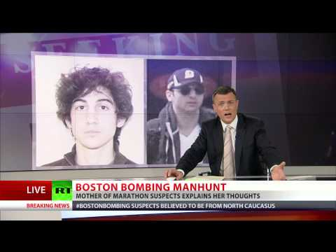 Tsarnaev brothers' mother: My sons are innocent, this is a setup