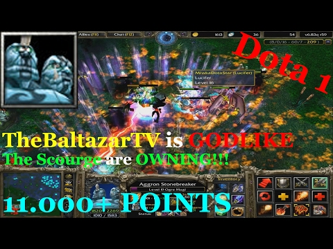 Ogre Magi PRO GAME- GODLIKE DOTA 1 (11.000+ POINTS)