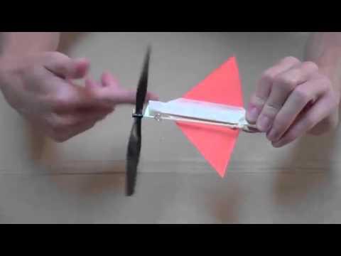 Видео как сделать вертолет