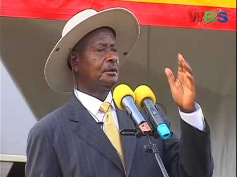 President Yoweri Museveni says the 2010 land law should be reformed