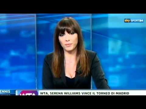 Conduzione Sky Sport 24 del 13.5.2012