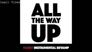 Fat Joe & Remy Ma All The Way Up Instrumental - 1 Hour