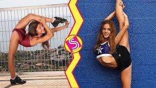 Cheerleading VS Gymnastics Best Musical.ly Battle 2018