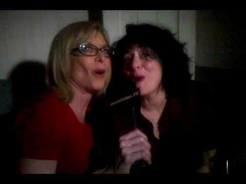Nina Hartley Sings Karaoke video