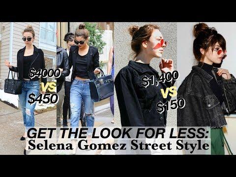 GET THE LOOK: Selena Gomez Street Style thumbnail
